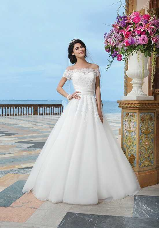 Sincerity Bridal 3836 Ball Gown Wedding Dress