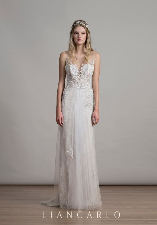 LIANCARLO 6866 Sheath Wedding Dress
