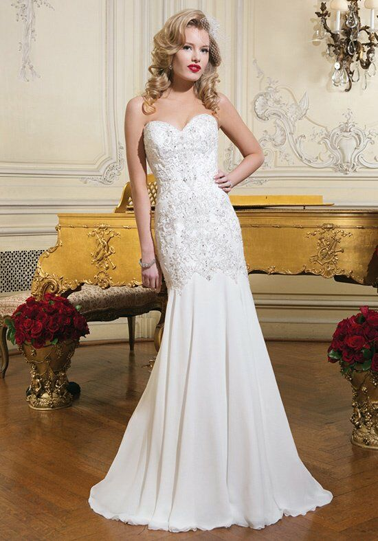 Justin Alexander 8731 Mermaid Wedding Dress