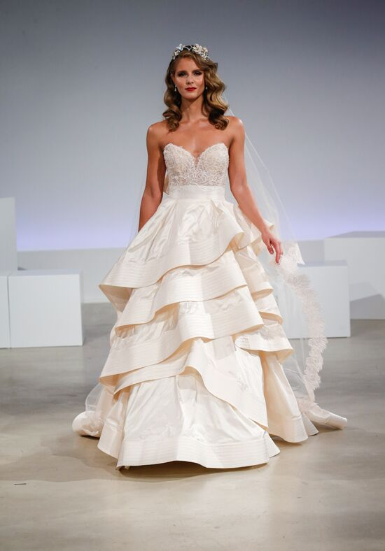 Anne Barge Amelia Wedding Dress - The Knot