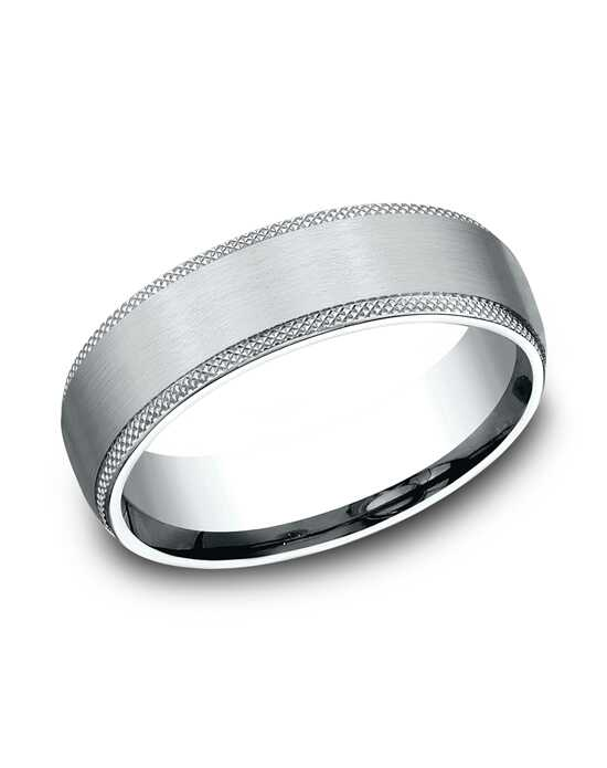 Benchmark CF496574914KW White Gold Wedding Ring