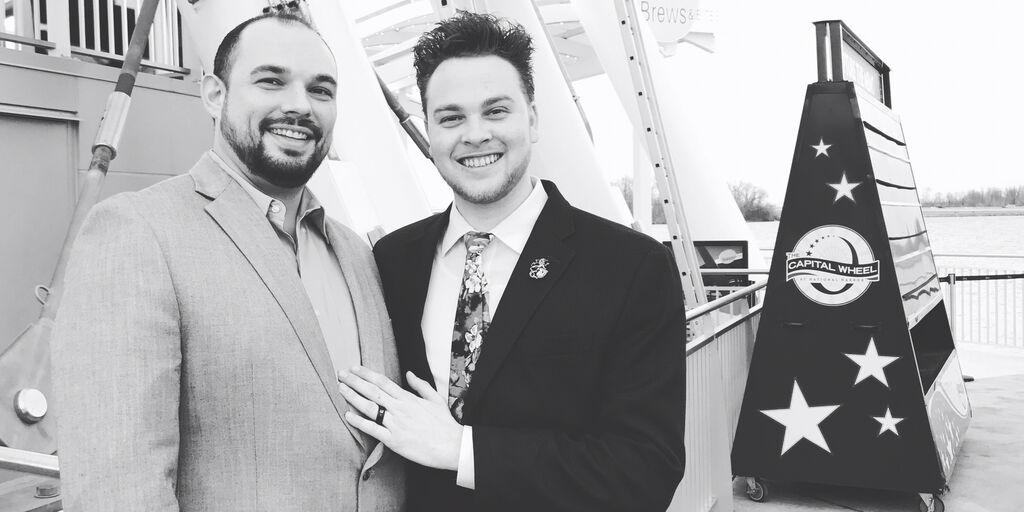 Thomas Pasquini and Nicholas Malay's Wedding Website