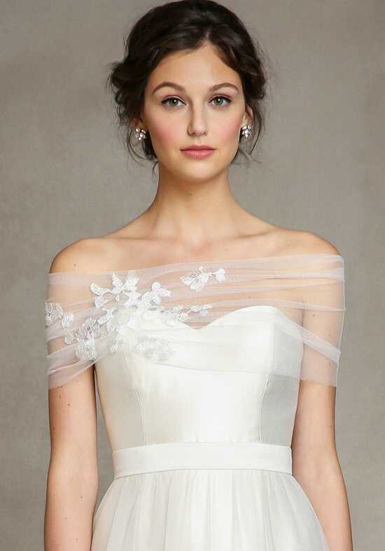 Jenny Yoo Collection London Shrug L021 Wedding Dress