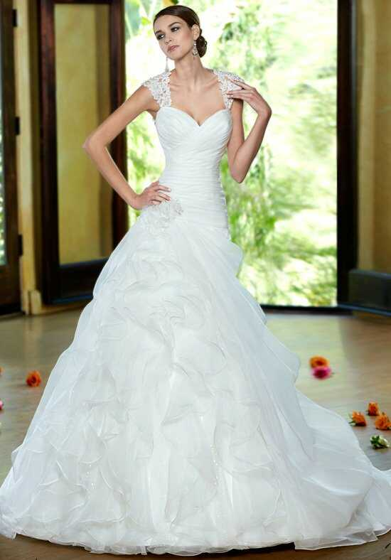 IVOIRE by KITTY CHEN BONITA, V1376 Ball Gown Wedding Dress