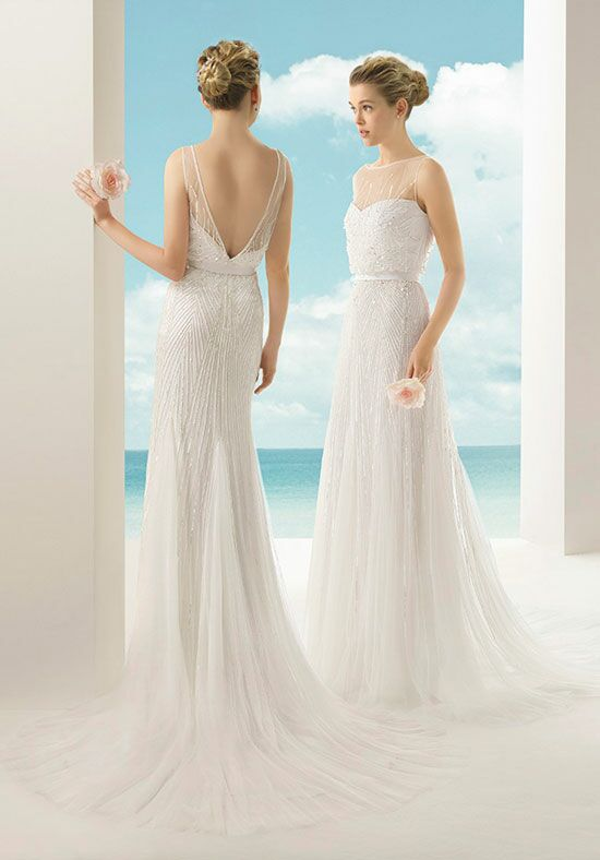 Soft by Rosa Clará Ugo Mermaid Wedding Dress