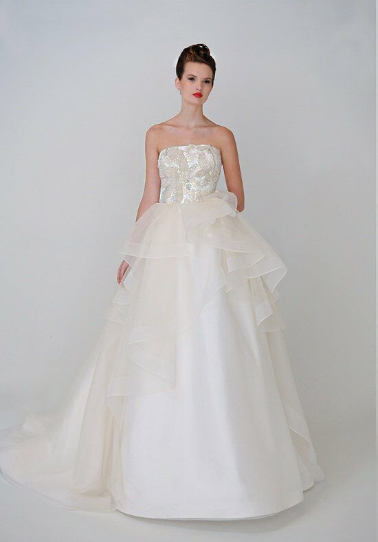 "Eugenia ""Elsa"" Style # 3928 Ball Gown Wedding Dress"