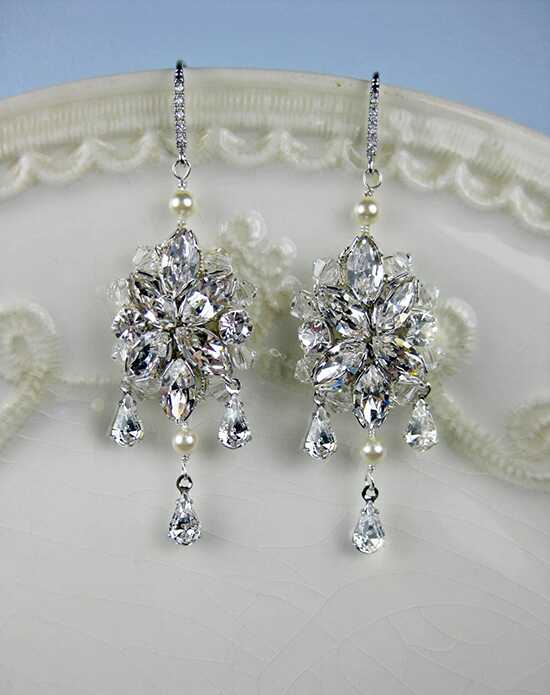 Everything Angelic Blanca Earrings - e321 Wedding Earrings photo