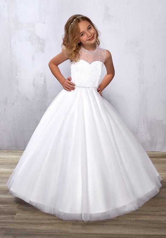 Dress for White