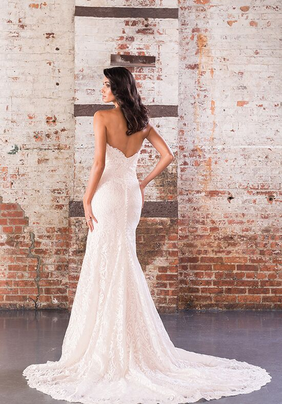 Justin Alexander Signature 9857 A-Line Wedding Dress