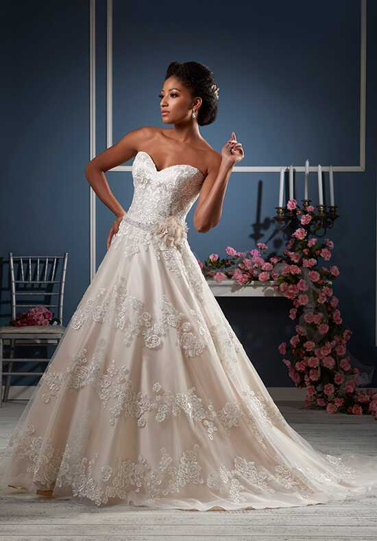 Essence Collection by Bonny Bridal 8602 A-Line Wedding Dress