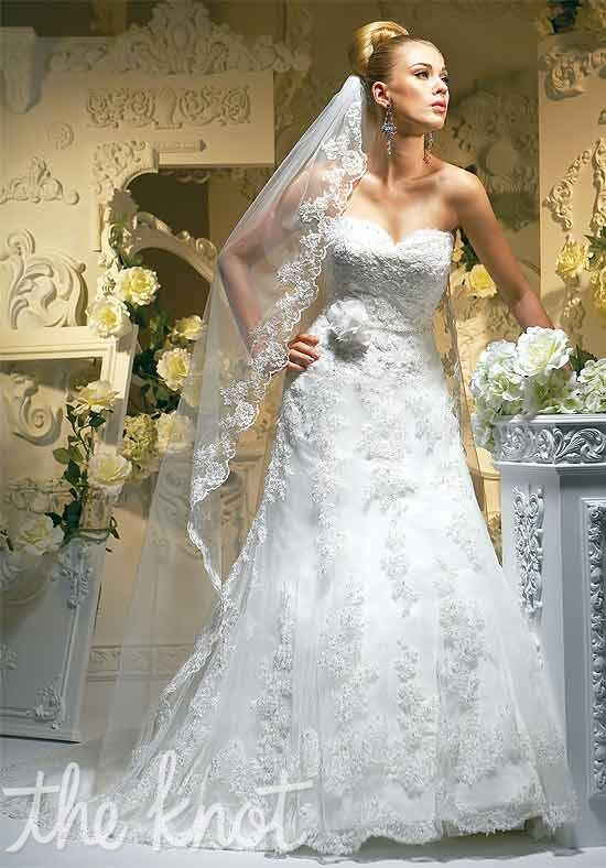 Jasmine Couture T331 A-Line Wedding Dress