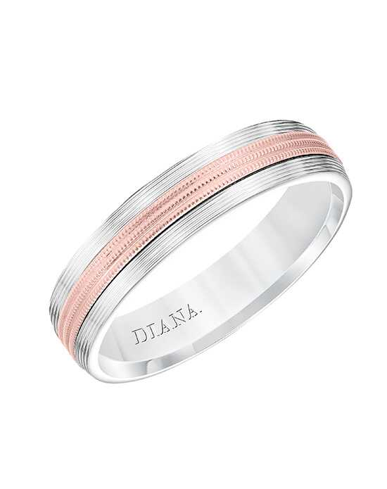 Diana 11-N8757WR5-G.00 Gold Wedding Ring