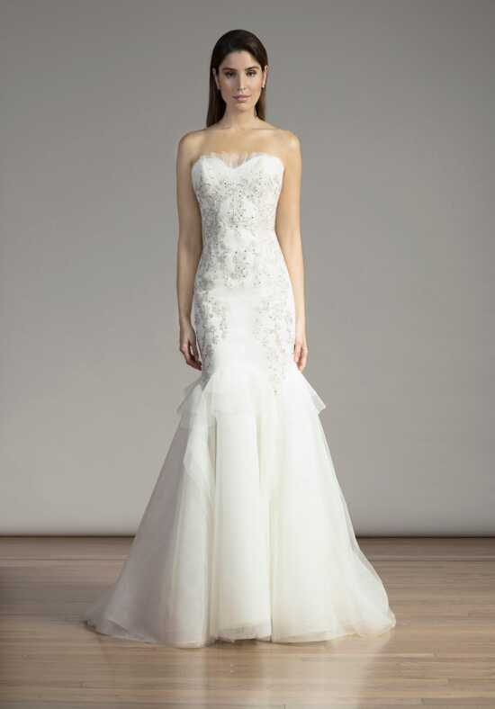 LIANCARLO 6862 Mermaid Wedding Dress