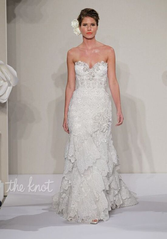 Pnina Tornai for Kleinfeld 4207 Mermaid Wedding Dress