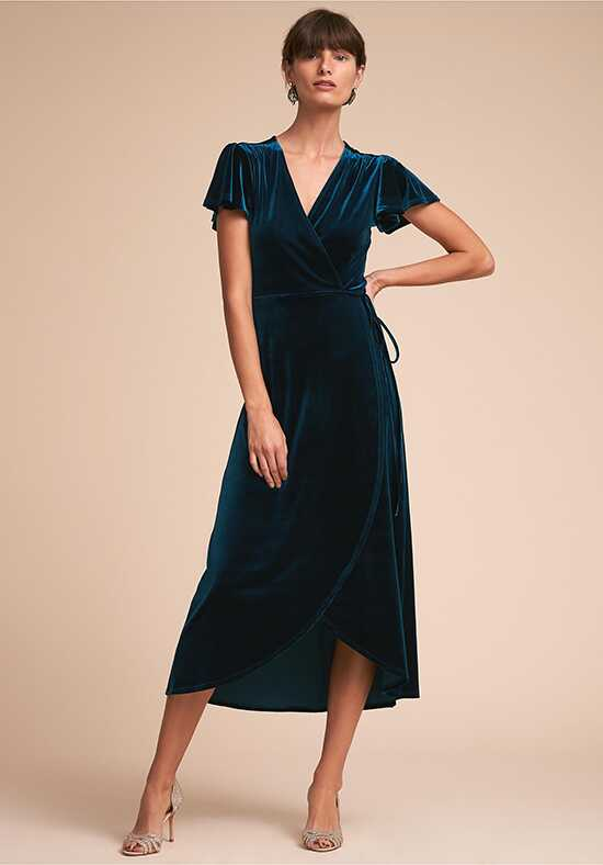 BHLDN (Mother of the Bride) Thrive Dress Blue Mother Of The Bride Dress