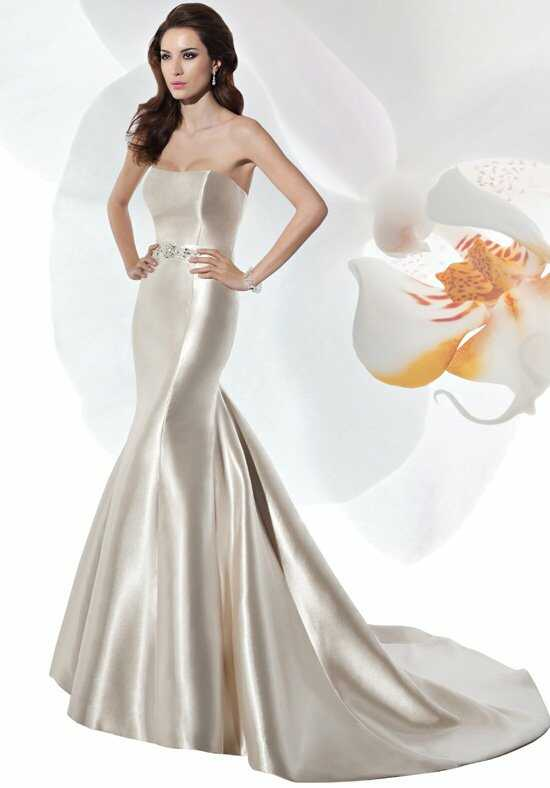 Demetrios 3204 Mermaid Wedding Dress