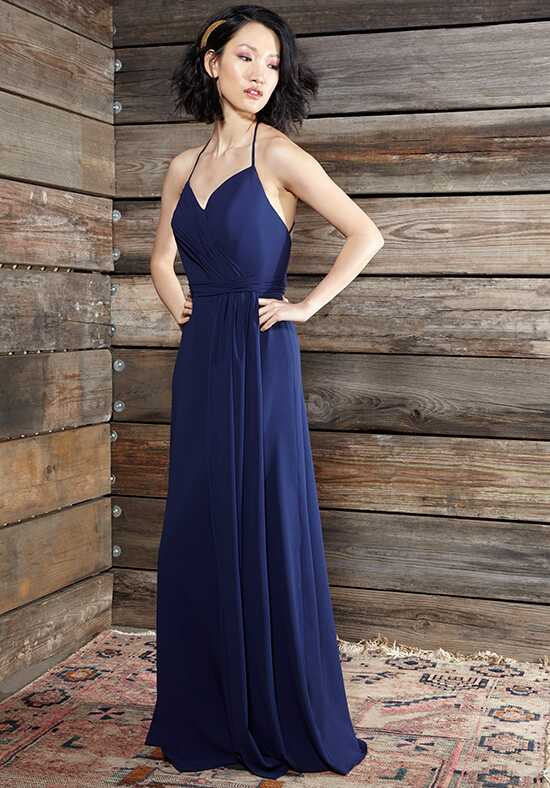 Ivy & Aster Bridesmaids Leona Halter Bridesmaid Dress