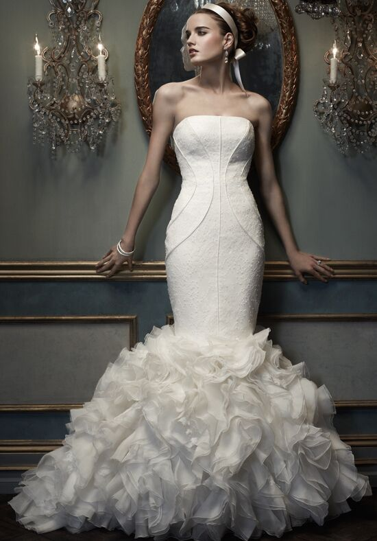 Amaré Couture B071 Mermaid Wedding Dress