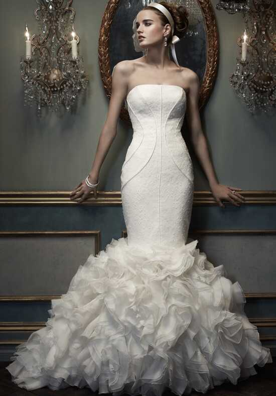 Amaré Couture by Crystal Richard B071 Mermaid Wedding Dress