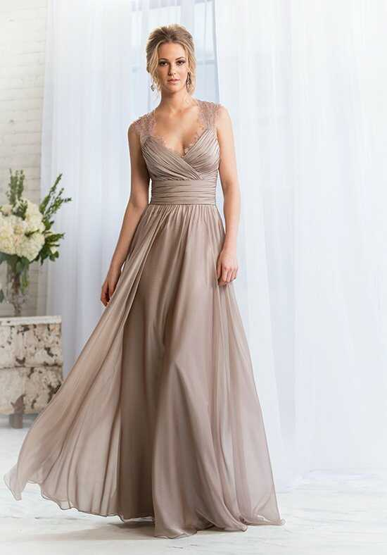 Belsoie L164057 V-Neck Bridesmaid Dress