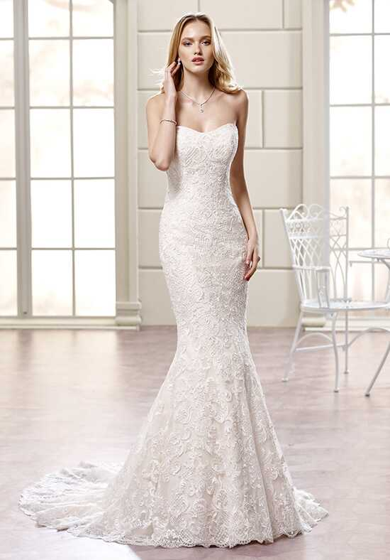 Eddy K 78000 Mermaid Wedding Dress