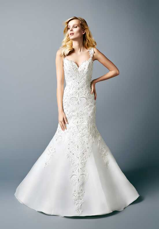 Val Stefani D8111 Mermaid Wedding Dress