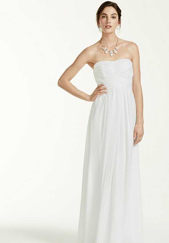 David's Bridal DB Studio Style INT15555 A-Line Wedding Dress
