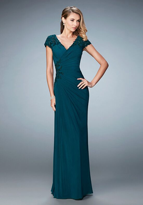 La Femme Evening 21860 Mother Of The Bride Dress