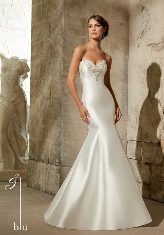 Blu by Madeline Gardner 5304 Wedding Dress photo
