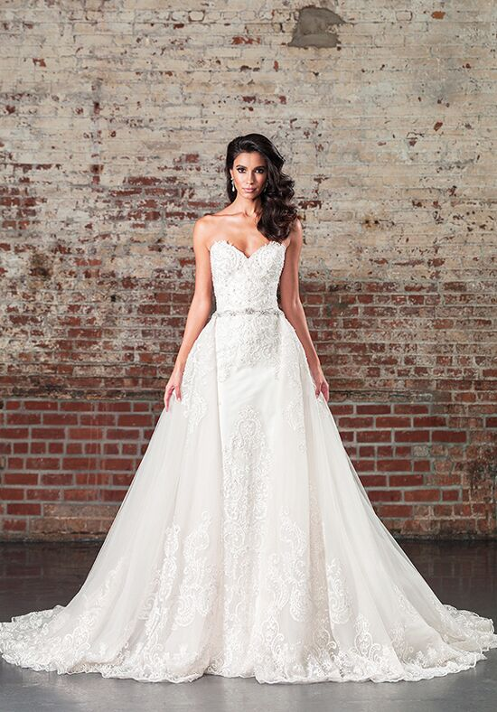 Justin Alexander Signature 9862 Ball Gown Wedding Dress