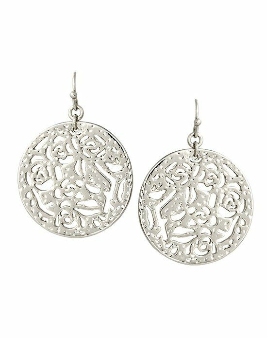 Kendra Scott Madina Earrings in Silver Wedding Earring photo