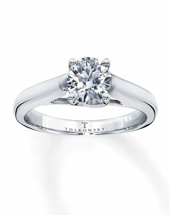 Tolkowsky Diamond Solitaire Ring 1 Ct Roundcut 14k White. One Engagement Rings. Complicated Engagement Rings. Galatea Wedding Rings. Triangular Engagement Rings. Recycled Diamond Engagement Rings. Border Wedding Rings. Graphite Wedding Rings. Italian Wedding Rings