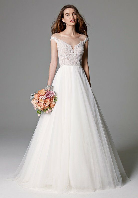 Watters Brides Skye 8092B Wedding Dress - The Knot