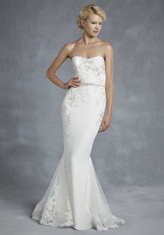 Blue by Enzoani Hanoi Mermaid Wedding Dress