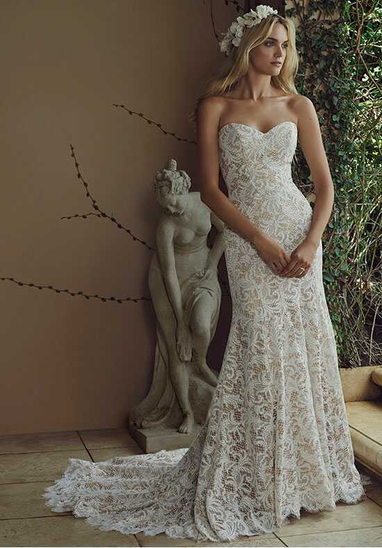 Casablanca Bridal 2226 Water Lily Sheath Wedding Dress