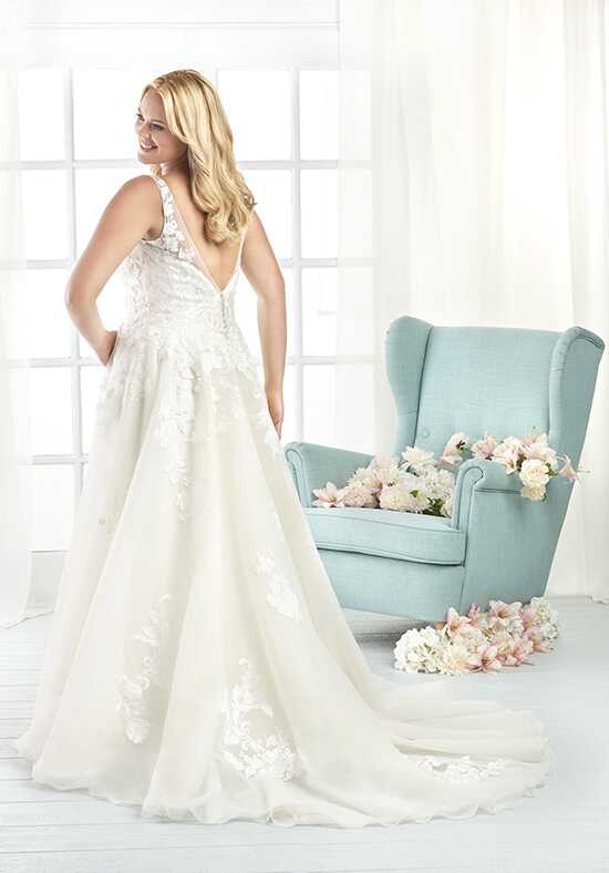 Unforgettable by Bonny Bridal 1803 A-Line Wedding Dress