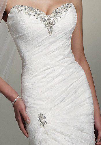 Sophia Tolli Y21262 Olga A Line Wedding Dress