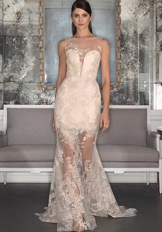 Romona Keveza Collection RK7486 Sheath Wedding Dress