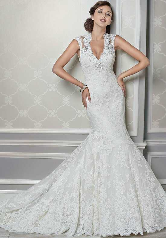 Kenneth Winston 1609 Mermaid Wedding Dress