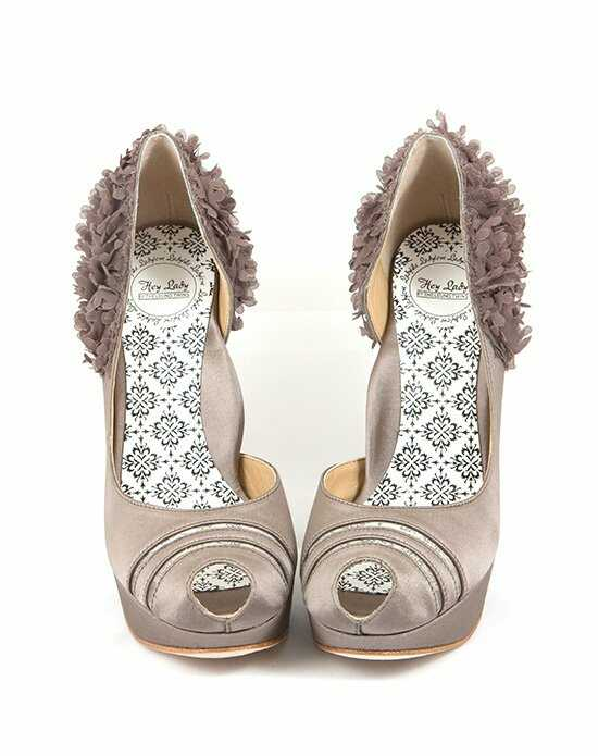Hey Lady Shoes Luck Be A Lady Taupe Shoe