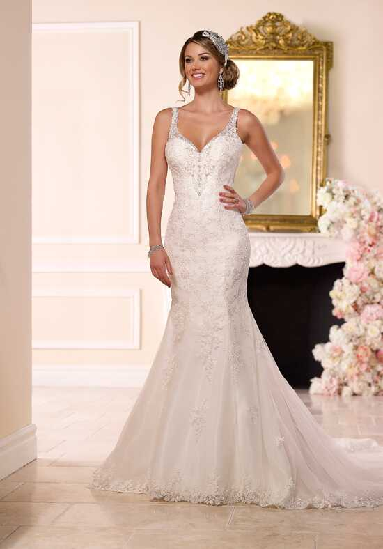 Stella York 6217 Mermaid Wedding Dress