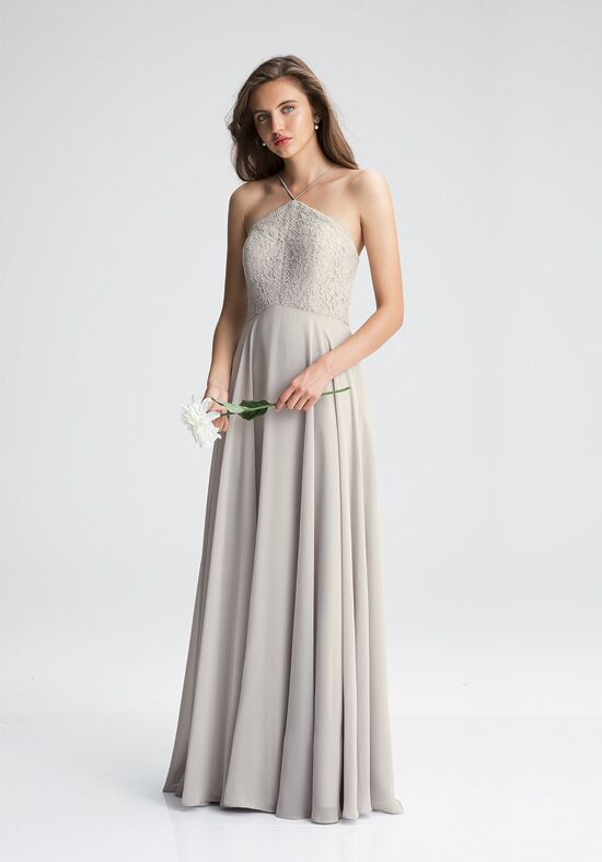 Bill Levkoff 1409 V-Neck Bridesmaid Dress