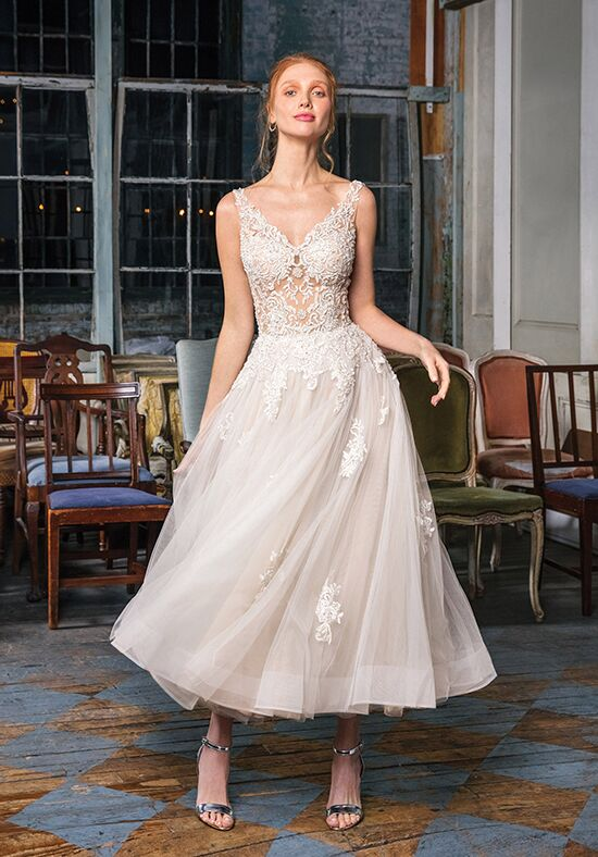 3e5d7a5b1f8 Tea Length Wedding Dresses