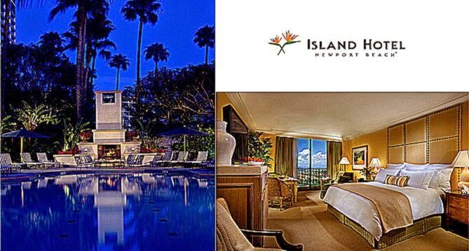 Island Hotel Newport Beach 690 Center Dr Ca 92660 Usa 949 759 0808