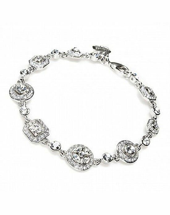 Carolee Jewelry B4660-4123 Wedding Bracelet photo