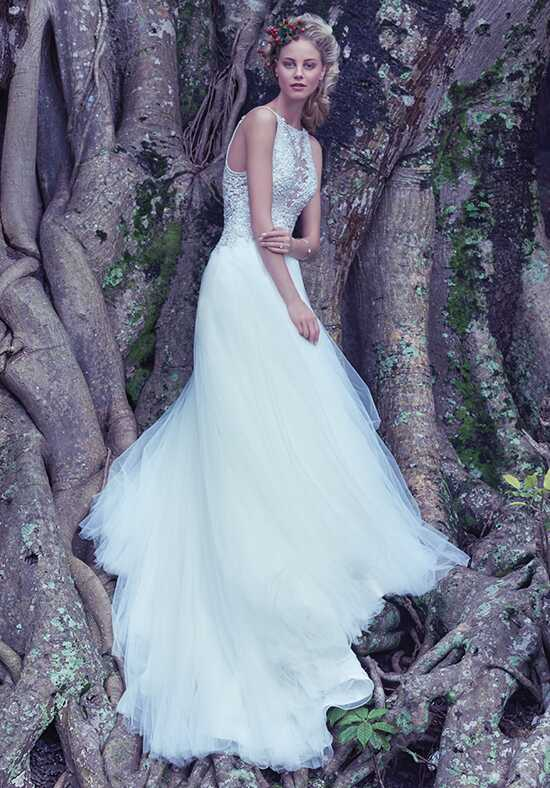 Maggie Sottero Lisette Ball Gown Wedding Dress