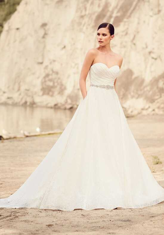 Mikaella 2113 A-Line Wedding Dress