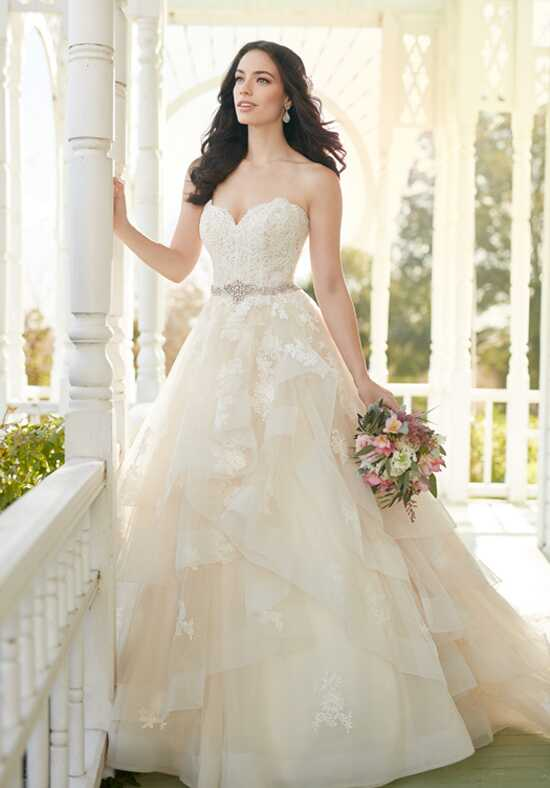 Martina Liana 821 Ball Gown Wedding Dress