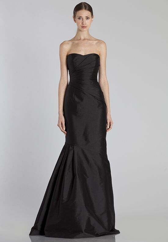 Monique Lhuillier Bridesmaids 450122 Strapless Bridesmaid Dress