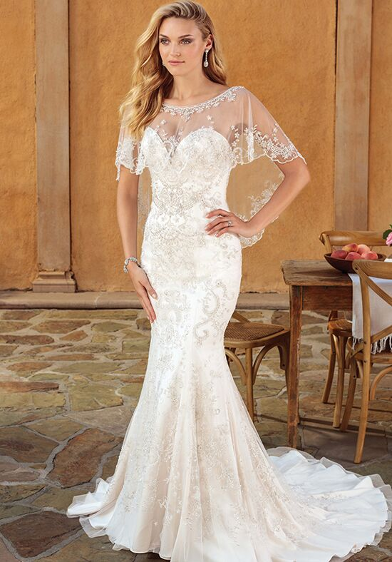 Casablanca Bridal 2323 Haven Mermaid Wedding Dress